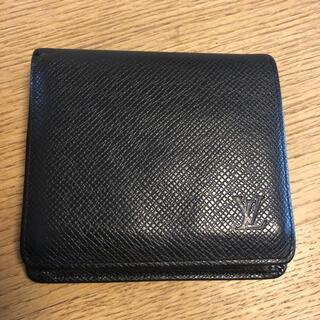 ルイヴィトン(LOUIS VUITTON)のLOUIS VUITTON  ルイ・ヴィトンタイガ 2つ折財布(折り財布)