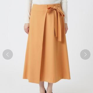 Noble - Noble ラップリボンスカート