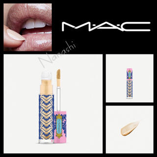MAC - MAC リップガラス ゴールドフィンチ