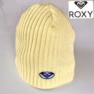 ロキシー(Roxy)のROXY ロキシー ニット帽 ビーニー レディース 子供 キッズ(ニット帽/ビーニー)
