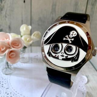 【美品】MARC BY MARC JACOBS 腕時計 ミスマークパイレーツ