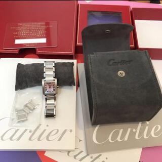Cartier - カルティエ CARTIER タンクフランセーズSM