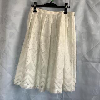 クリスチャンオジャール(CHRISTIAN AUJARD)のスカート(ひざ丈スカート)