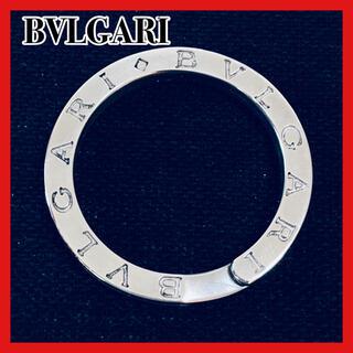 ブルガリ(BVLGARI)のブルガリ キーリング ネックレス ペンダント シルバー 925 メンズ(キーケース)
