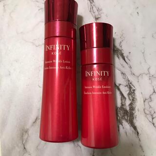 インフィニティ(Infinity)のインフィニティ インテンシヴリンクルローション(化粧水/ローション)