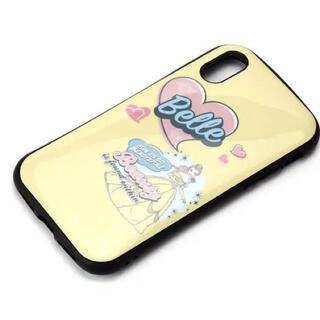 ディズニー(Disney)のiPhone X ケース カバー 美女と野獣(iPhoneケース)