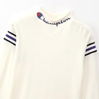 Champion - 新品 L champion golf ハイネック tシャツ プロ使用モデル 白