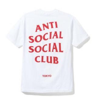 アンチ(ANTI)の未使用 アンチ ソーシャル ソーシャル クラブ TOKYO Tシャツ L (Tシャツ/カットソー(半袖/袖なし))