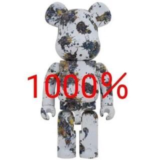 メディコムトイ(MEDICOM TOY)のBE@RBRICK Jackson Pollock 1000% (その他)