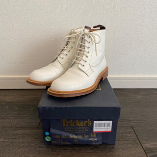 トリッカーズ(Trickers)の【お値下げ】美品トリッカーズTrickers/ブーツ4.5UK(ブーツ)