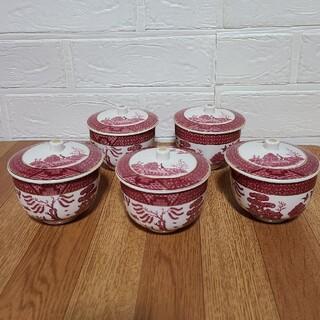 ニッコー(NIKKO)のニッコーダブルフェニックス 葢付き茶器 5客(食器)