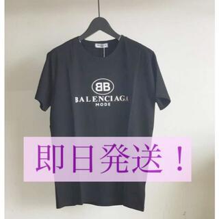 Balenciaga - ✨Balenciagaバレンシアガ  Tシャツ 黒XLサイズ 未着用