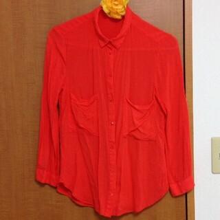 ベルシュカ(Bershka)の とろみシャツ(シャツ/ブラウス(長袖/七分))