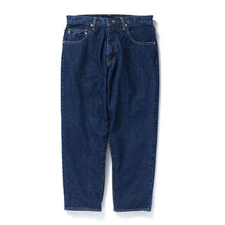 W)taps - 20AW DESCENDANT 1995 BAGGY JEANS