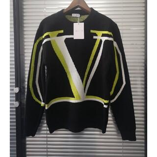 VALENTINO - ☆✨ヴァレンティノ 可愛い  セーター ビッグロゴ