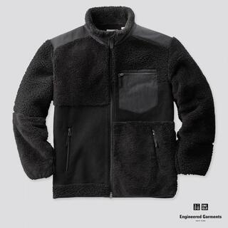 UNIQLO - フリースコンビネーションジャケット L
