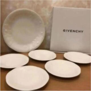 ジバンシィ(GIVENCHY)のジバンシー プレートセット 大皿 小皿(食器)