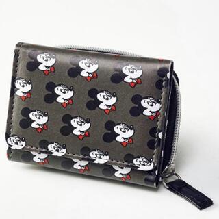 シップス(SHIPS)の【新品!未使用】SHIPS  ミニ財布【ミッキーマウス ディズニー】(財布)