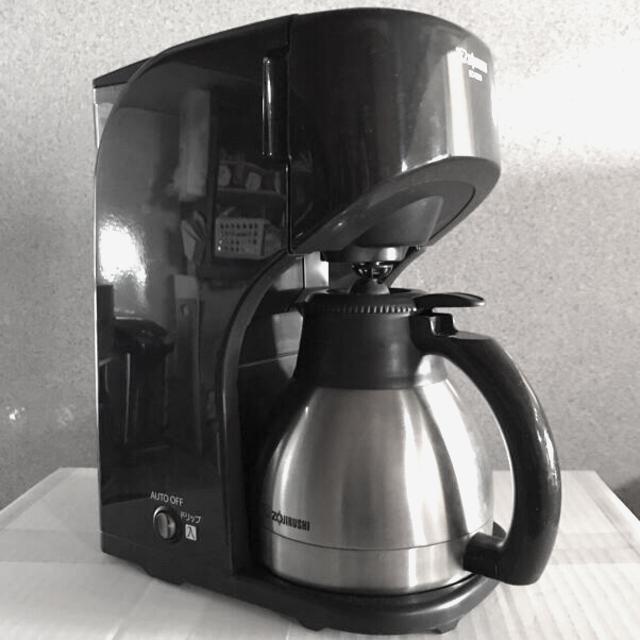 象印(ゾウジルシ)の⭐️値下げ⭐️象印コーヒーメーカー  スマホ/家電/カメラの調理家電(コーヒーメーカー)の商品写真