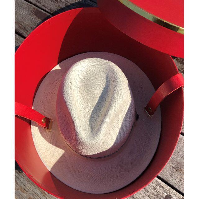 Borsalino(ボルサリーノ)のCHRISTYS'★クリスティーズ・クラシック・プリセットパナマ・BC58CM  メンズの帽子(ハット)の商品写真