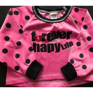 スキップランド(Skip Land)のスキップランド ピンク 長袖 トップス 90(Tシャツ/カットソー)