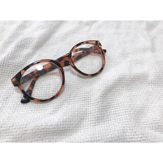 だてめがね おしゃれ眼鏡 眼鏡(サングラス/メガネ)