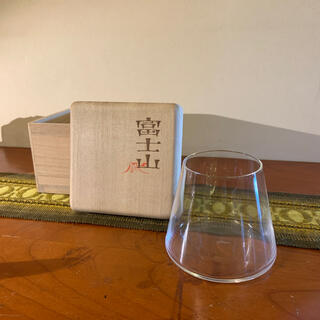 スガハラ(Sghr)の富士山グラス(グラス/カップ)