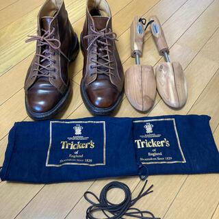 Trickers - トリッカーズ モンキーブーツ m6077