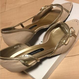 ストロベリーフィールズ(STRAWBERRY-FIELDS)のストロベリーフィールド 靴 24センチ(ハイヒール/パンプス)