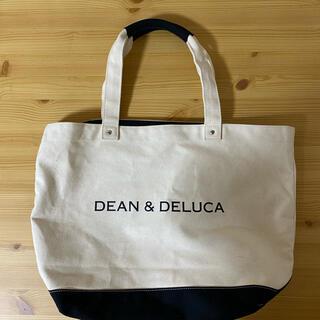 DEAN & DELUCA - DEAN&DELUCA  コットンキャンバス トートバッグ