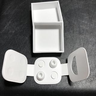 アップル(Apple)のAirPods Pro イヤーチップ Sサイズ 2個(ストラップ/イヤホンジャック)