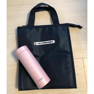 ルクルーゼ(LE CREUSET)のル・クルーゼ 保温 保冷 バッグ&タイガー 水筒(弁当用品)