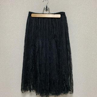 ページボーイ(PAGEBOY)のPAGEBOY プリーツスカート(ひざ丈スカート)