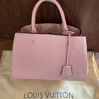 LOUIS VUITTON - LOUIS VUITTON モンテーニュBB