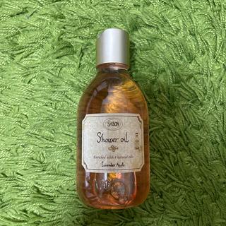 サボン(SABON)の新品未使用 SABON シャワーオイル(ボディソープ/石鹸)