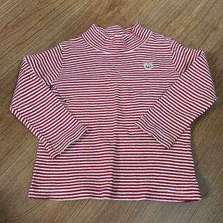 サンカンシオン(3can4on)の3can4on ボーダーロンT 95㎝(Tシャツ/カットソー)