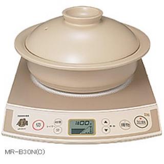 トウシバ(東芝)の東芝 IH調理器 MR-B30N(調理機器)