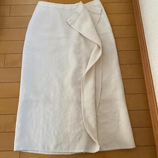 アーバンリサーチロッソ(URBAN RESEARCH ROSSO)の2wayスリットタイトスカート(ロングスカート)