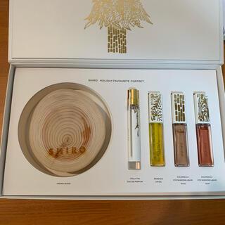 shiro - SHIRO クリスマスコフレ