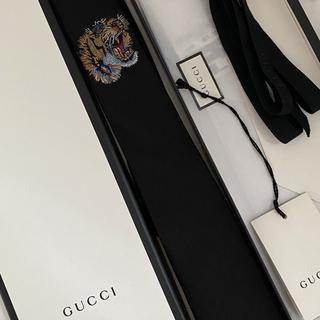 Gucci - GUCCIネクタイ虎