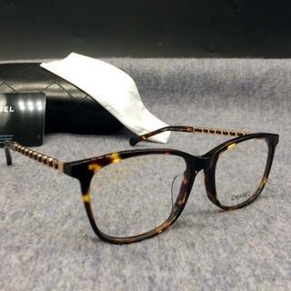 CHANEL - シャネル CHANEL 3409 メガネ フレーム サングラス 鼈甲