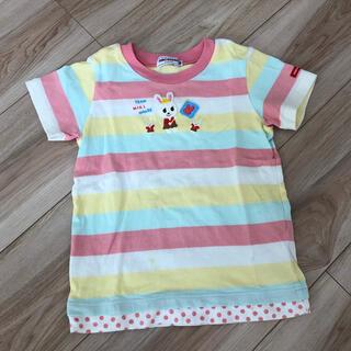 mikihouse - ミキハウス 100 Tシャツ