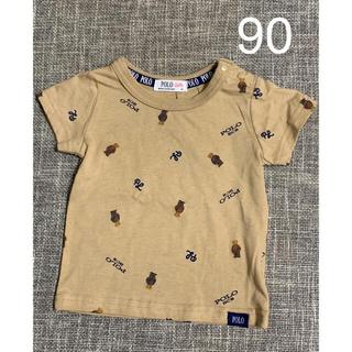 お取り置き中☆*:.。ポロベアくまTシャツ90と他100(Tシャツ/カットソー)