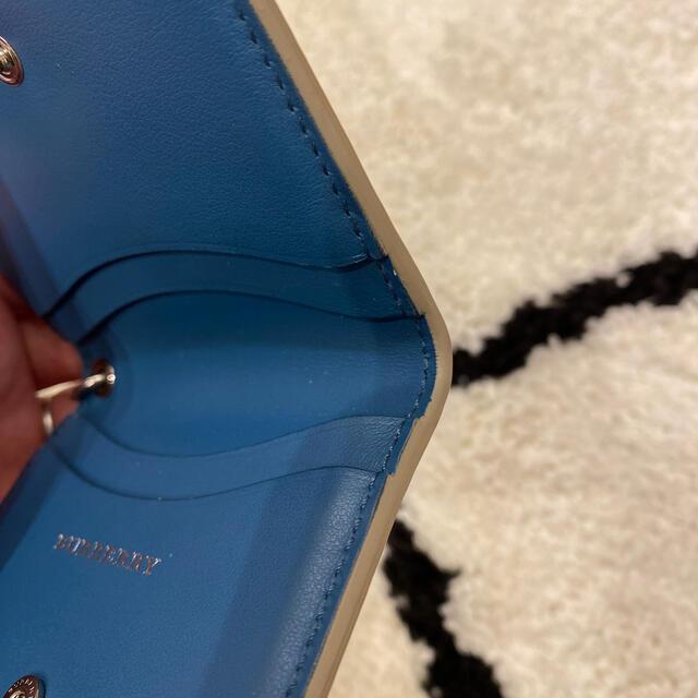 BURBERRY(バーバリー)のバーバリー  パスケース Burberry メンズのファッション小物(名刺入れ/定期入れ)の商品写真