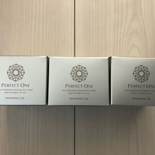 PERFECT ONE - 【新品未開封】パーフェクトワン  薬用ホワイトニングジェル 75g 3個セット
