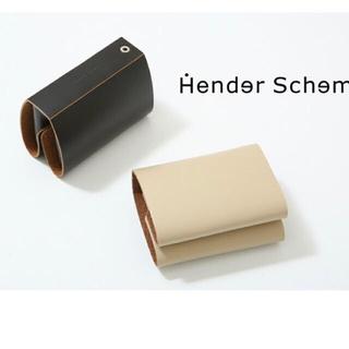 エンダースキーマ(Hender Scheme)のhender scheme 財布 新品 エンダースキーマ(折り財布)