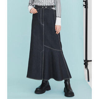 STUDIOUS - INella アシメカットロングスカート 今季完売品♡