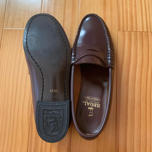 REGAL(リーガル)のREGALリーガル コインローファー レディースの靴/シューズ(ローファー/革靴)の商品写真