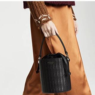 H.P.FRANCE - メリメロ 【MELI MELO 】SANTINA:バケツ型2wayバッグ