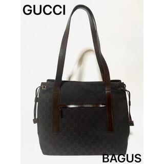 グッチ(Gucci)の☆美品☆グッチ30501 1669  GG柄 キャンバスショルダートートバッグ(トートバッグ)